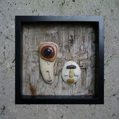 "Pebble Art ""Squarestory3"""