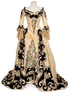 """From """"Marie Antoinette"""" (1938) worn by Norma Shearer as Marie Antoinette design by Adrian"""