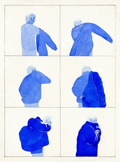 Byun Young Geun Iconic - looks like what it represents (putting on coat) Indexical - Putting on jumper therefore cold Aggregate - Relationship in single image w many parts