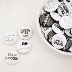 Are you interested in our wedding favour badges ? With our wedding favours pin badge you need look no further. Unusual Wedding Favours, Candy Wedding Favors, Unique Wedding Favors, Our Wedding, Wedding Ideas, Party Favours, Wedding Stuff, Wedding Planning, Wedding Inspiration
