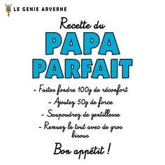 Bonne fête des pères (belges et d'ailleurs)
