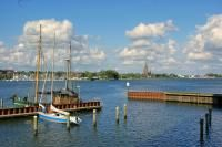 Sportboothafen Schleswig