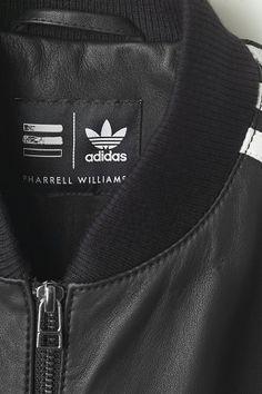 Pharrell Williams x Adidas Originals Superstar Track Jackets First Look | Complex