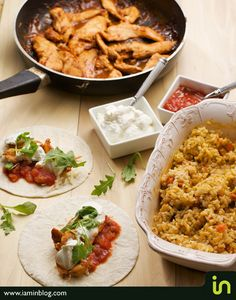 Taco and risotto party night!  Photo: Vadim Daniel