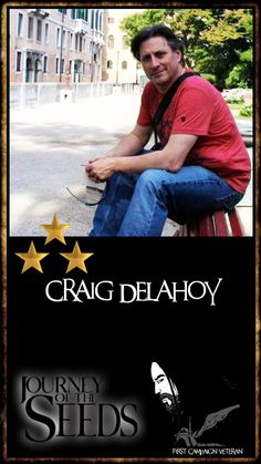 Happy birthday to valued team member, Craig Delahoy! Why not send him well wishes. Even better AWARD HIM HERO POINTS as a birthday present.   http://www.journeyoftheseeds-themovie.com/members/delahoc/