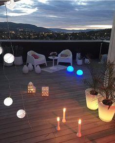 #homes #rooftops #homeinspo #myhome2inspire #terrasse #modernhome #interior4all ##decoracao #dekorasi #stemning #interiordecor #interiorlovers #romanticmood #vakrehjem #vacanza #norgesferie#miennasverden