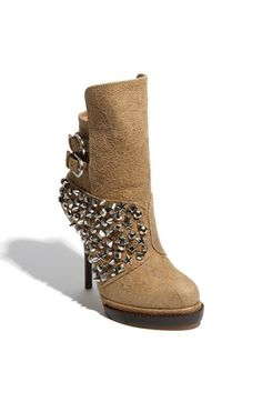 Jeffrey Campbell 'Carnegie' Boot available at #Nordstrom  I finally got 'em on sale, $100 off!