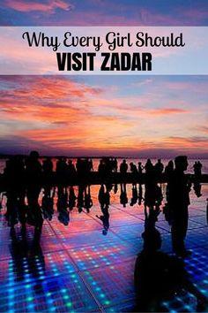 Things to do in Croatia - Visit Zadar   Croatia Travel Guide