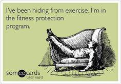 Fitness Protection Program :)