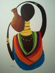 Name: The Colour of LifeSize: 81 x 60 cm: