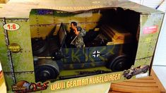 21st Century Toys The Ultimate Soldier: WW2 German Kubelwagen 1:6 scale
