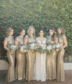 Featured Photographer: Erica Scheider Photography; Bridesmaid dress idea.