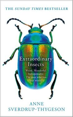Booktopia has Extraordinary Insects, Weird. The Ones Who Run Our World by Anne Sverdrup-Thygeson. Buy a discounted Paperback of Extraordinary Insects online from Australia's leading online bookstore.