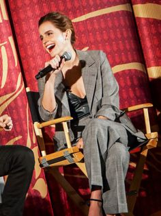New/old Emma Watson - Beauty and the Beast IMAX Screening and Q&A