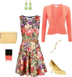 """Easter #1"" by tabbyabby on Polyvore"
