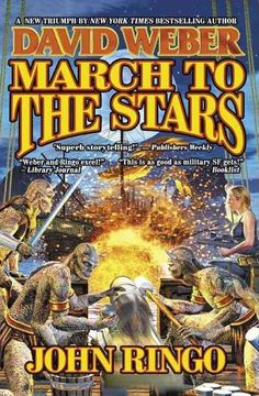 PATRICK TURNER - March to the Stars by John Ringo & David Weber - 2003 Baen Books