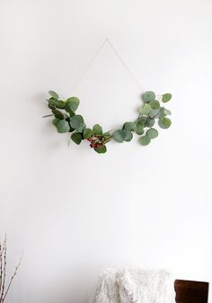 6 beautifully simple Scandinavian DIY Christmas decorations