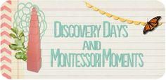 Discovery Days and Montessori Moments: Montessori Money Math