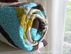 Quilting Tutuorial for Beginners