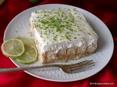 vis cu lamaie piscoturi frisca smantana (18) Trifle, Mousse, Cheesecake, Lime, Sweets, Cream, Desserts, Pies, Mascarpone