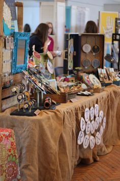 The Penny Runner {Rock and Shop Market, Spring 2014}