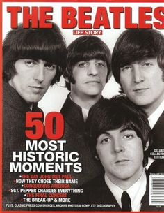 The Beatles Life Story Magazine 50 Most Historic « Library User Group