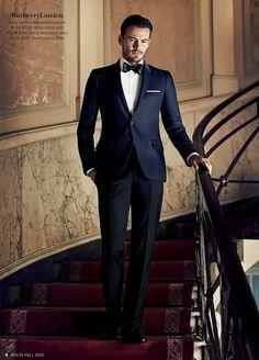 L' Magazine: Men's Fashion....