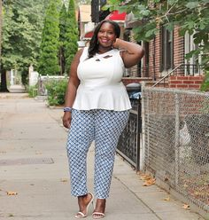 a91c35b09368 STYLE JOURNEY  THE BEST SUMMER PLUS SIZE PANTS EVER