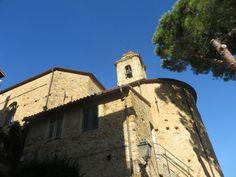 Sasso, Frazione di Bordighera (IM) - Chiesa Parrocchiale dei Santi Pietro e Paolo