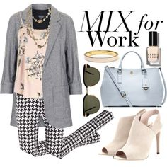 """""""Mix for Work"""" by ivansyd on Polyvore"""