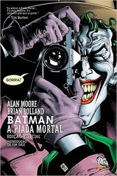 HQ: Batman A Piada Mortal, Alan Moore - Livros na Amazon.com.br