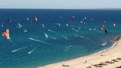 5 Top Kitesurfing Destinations