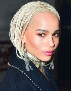 How to DIY Zoe Kravitz's makeup - click through for the how-to from makeup artist Nick Barose