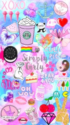 Pattern girly cute wallpapers shared by esor 💜 Unicornios Wallpaper, Emoji Wallpaper Iphone, Funny Phone Wallpaper, Rainbow Wallpaper, Kawaii Wallpaper, Cute Wallpaper Backgrounds, Cellphone Wallpaper, Pretty Wallpapers, Colorful Wallpaper