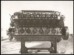 Graf Zeppelin  Original Factory Engine