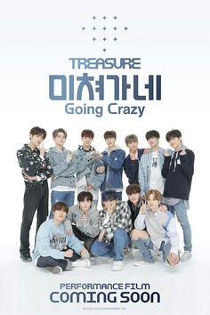 Crazy Wallpaper, Boys Wallpaper, How Its Going, Going Crazy, K Pop, Treasure Lyrics, Lirik Lagu Treasure, Song Cry, Song Lyrics