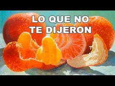 El TÉ de cáscara de mandarina destruye  las células cancerígenas, mira como hacerlo! - YouTube