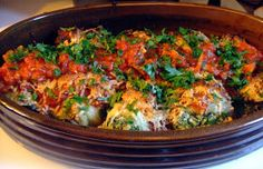 """The """"V"""" Word: Extreme Vegan Makeover: Eggplant Rollatini Edition A lot of prep work in this recipe, but it looks divine!"""
