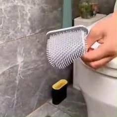 Toilet Brush, Useful Life Hacks, Home Hacks, Cool Gadgets, Kitchen Gadgets, Furniture Makeover, Clean House, Cleaning Hacks, Keep It Cleaner
