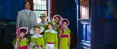 The childrens wedding costumes, Nanny McPhee. Beautiful colors in both Nanny McPhee films. Love them.