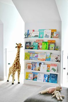 A Playroom For Toddlers And Teens Playroom for toddlers AND teens! Ideas, children's book display, organization, playroom design, playroom lighting! Toddler Playroom, Loft Playroom, Small Playroom, Playroom Design, Playroom Organization, Playroom Decor, Boys Playroom Ideas, Bonus Room Playroom, Playroom Paint Colors