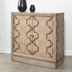 Hooker Furniture Melange Ogee-Patterned Chest