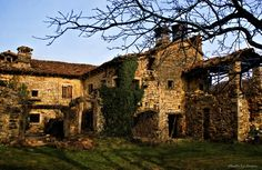 Old village Kotli, Istra, Croatia