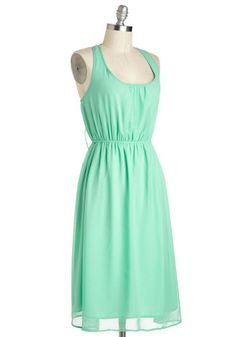 Breathtaking It Easy Dress, #ModCloth