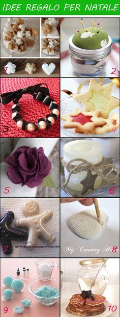 10 Idee regalo fai da te per il Natale - MammeaFirenze.it