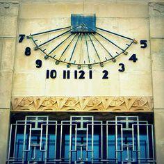 Art Deco Court House