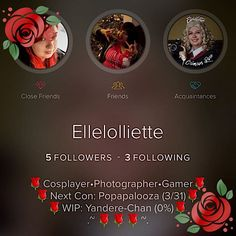 I'm on Vero. I signed up for Vero back in September and now that other people I know are on here I'm actually doing something with it. Come join me if you would like. . . #Ellelolliette #TheCrimsonRose #CrimsonRose #Vero #veroapp #VeroTrueSocial #FollowMe #cosplay #CosplayGirl #CurvyCosplayer #Cosplayer #CosplayerOfVero #CosplayerOfInstagram #NewPlatform #NewApp