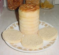 coffee can bread - my grandmother always made this when I came to visit, toasted it, and slathered it with butter...