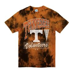 The Campus Party TUBULAR Tee is inspired from iconic looks of the and with unique retro tie-dye patterns. The tee has a proprietary 20 year . Tennessee Volunteers Football, Alabama Football, American Football, Volunteer Quotes, University Of Tennessee, State University, Florida State Seminoles, Tie Dye Patterns, Alabama Crimson Tide