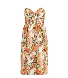 Fletcher flower jacquard dress  by Stella Mccartney  #matchesfashion